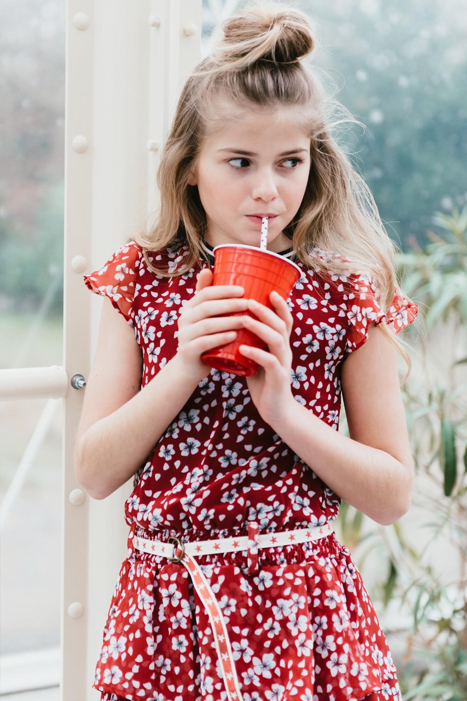 Dress Lauren | Popcorn kids