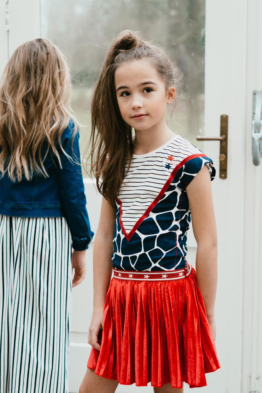 Topitm jurk | Popcorn kids