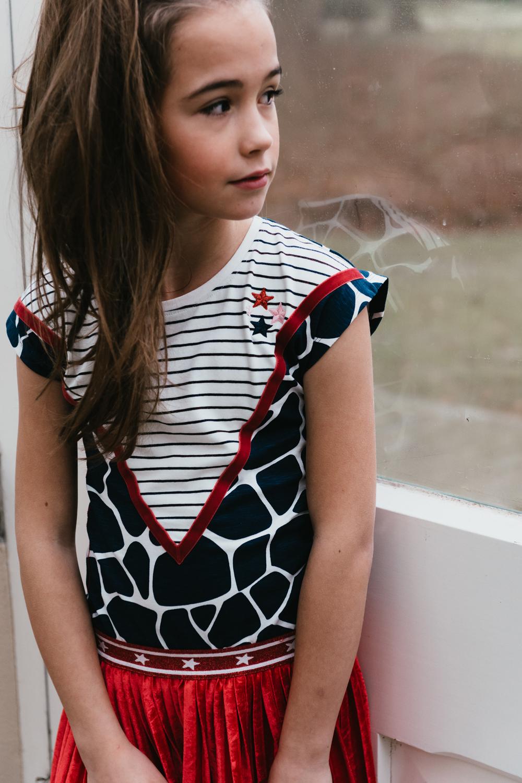Dress TINEKE d | popcorn Kids