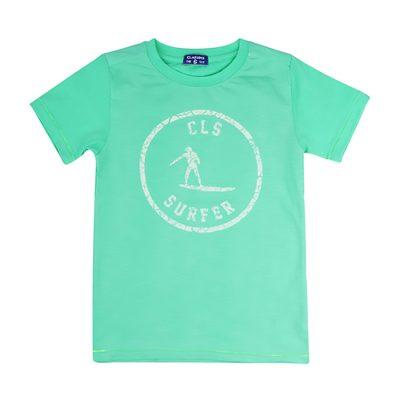Popcornkids.Claesens t-shirt surfer