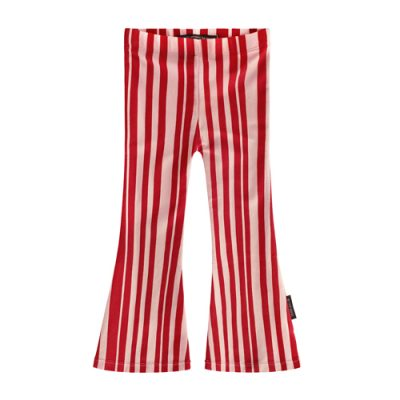 Popcorn Kids | Your Wishes. Pink Stripes.Flared