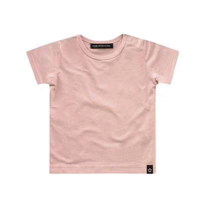 Popcorn Kids | Your wishes basic shirt pink