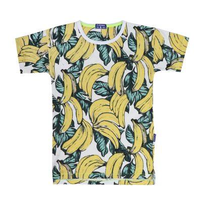 Popcornkids.claesens t-shirt banana