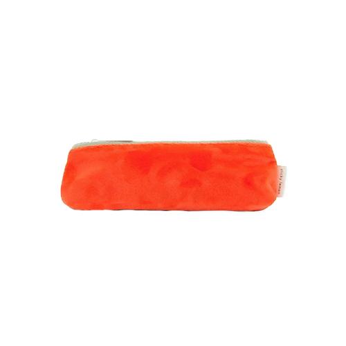 Etui.sticky lemon.red