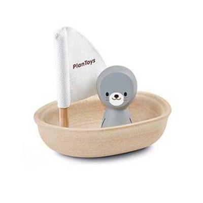 Popcornkids.Plan-toys-boot-zeehond