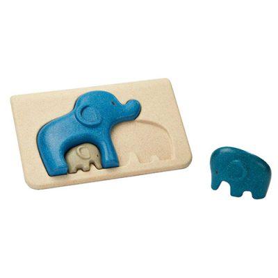 Popcornkids.Plan-toys-puzzel-olifant