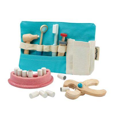 popcornkids.Plan-toys-tandarts