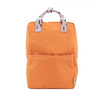 backpack L orange Popcornkids