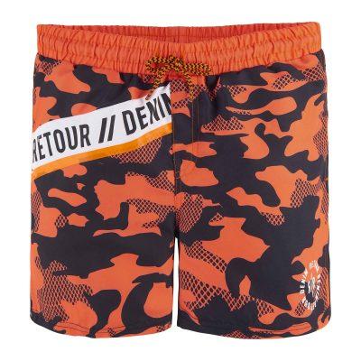 retour Remy orange