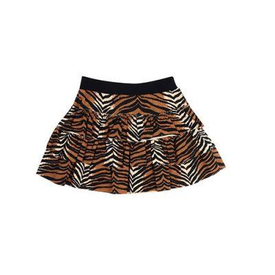 claesens.meisjes.skirt.tijger