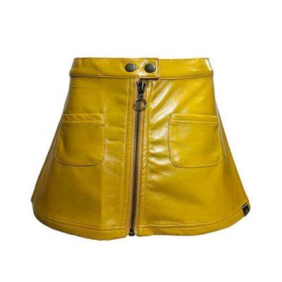 Popcornkids.Astrid skirt.yellow