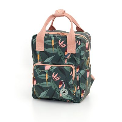 popcornkids - Studio Ditte Birds backpack - front