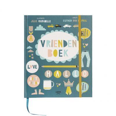 Vrienden-Boek-wereldvansnor-popcornkids
