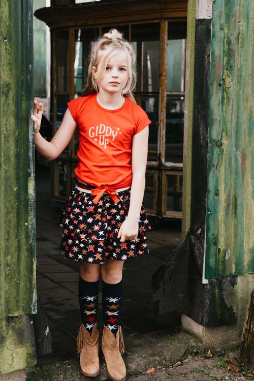 Topitm-Skirt-Livie-Sfeer-Popcorn Kids