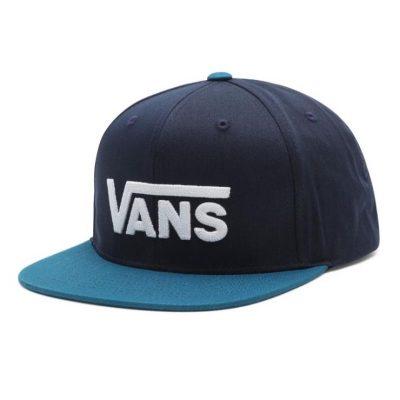 Vans-cap-blue-popcorn-kids