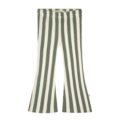 Your Wishes-Flared pant-bold stripes-Popcorn Kids