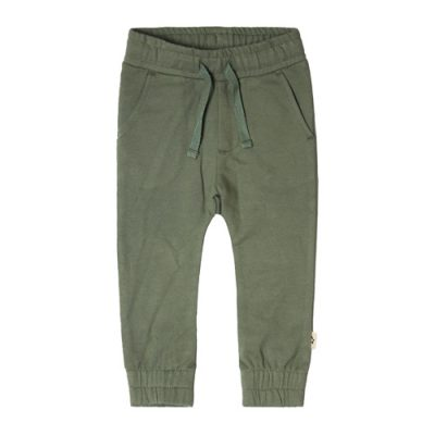 Your Wishes-Joggingpant-Old green-Popcorn Kids