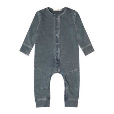 Your Wishes-Onesie-Denim-Popcorn Kids
