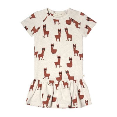 Your Wishes-Shift dress-Lama-Popcorn Kids