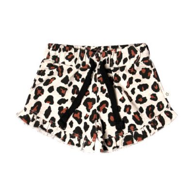 Your Wishes-Short Ruffle-Panter-Popcorn Kids