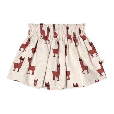 Your Wishes-Skirt-Lama-Popcorn Kids