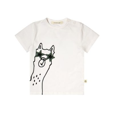 Your Wishes-T-shirt-Lama-Popcorn Kids