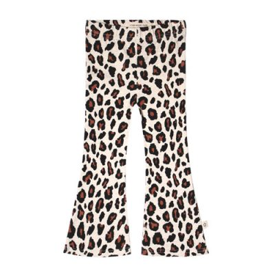 Your Wishes-flared legging-Panter-Popcorn Kids