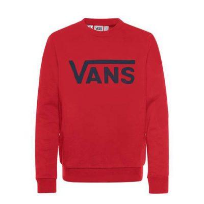 vans-sweatshirt-classic-rood-popcorn-kids