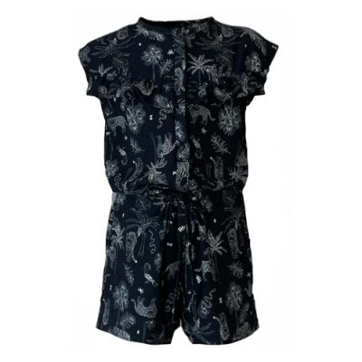 Topitm-Jumpsuit romy-Popcorn kids