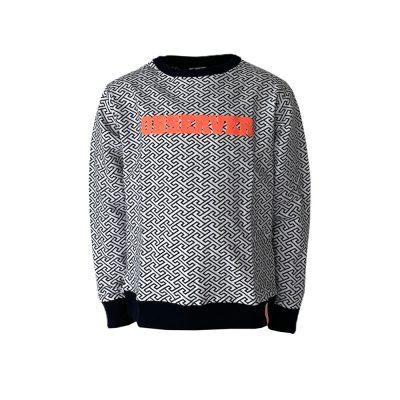 Topitm-Mister T-Sweater-Zef-Popcorn Kids