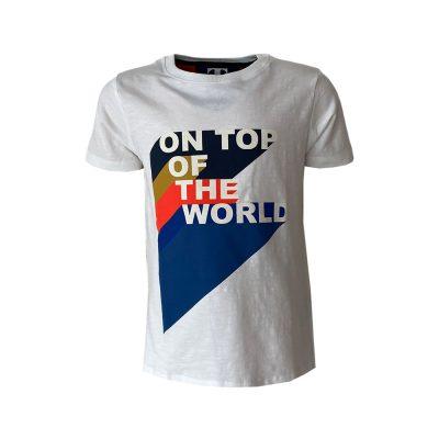 Topitm-Mister T - T-shirt Thomas-Popcorn Kids