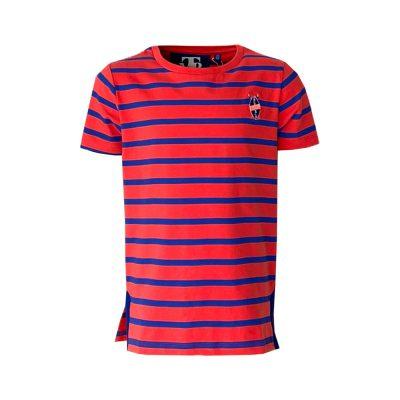 Topitm-Mister T-T-shirt -dennis -Popcorn Kids