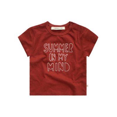 Your Wishes - T-shirt Loose Slub-Popcorn Kids
