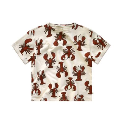 Your Wishes-Tee oversized lobster-Popcorn Kids