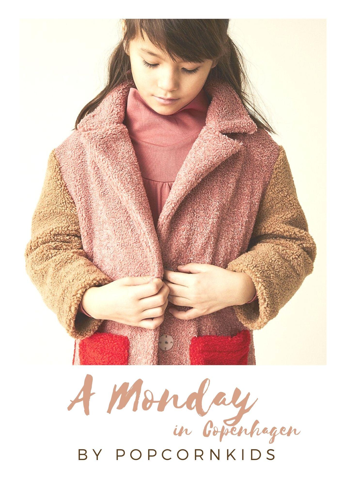 A Monday in Copenhagen collectie najaar 2021 by Popcorn Kids Kinderkleding