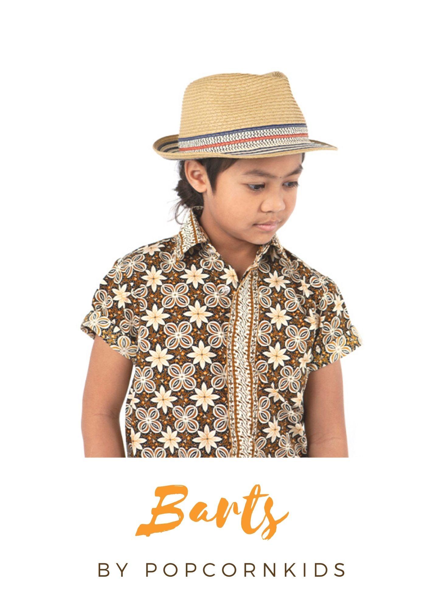 Barts collectie najaar 2021 by Popcorn Kids Kinderkleding