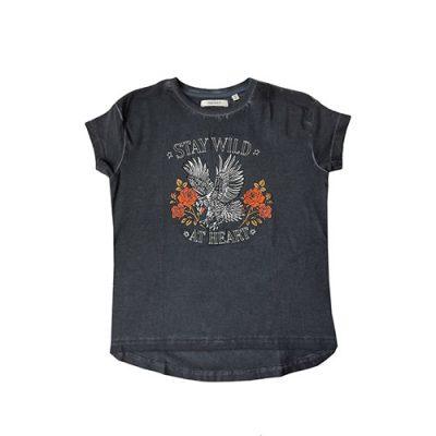 Topitm-T-shirt-STAY-WILD---Popcorn-Kids