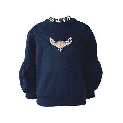 Topitm---sweater-DAISY---popcorn-kids